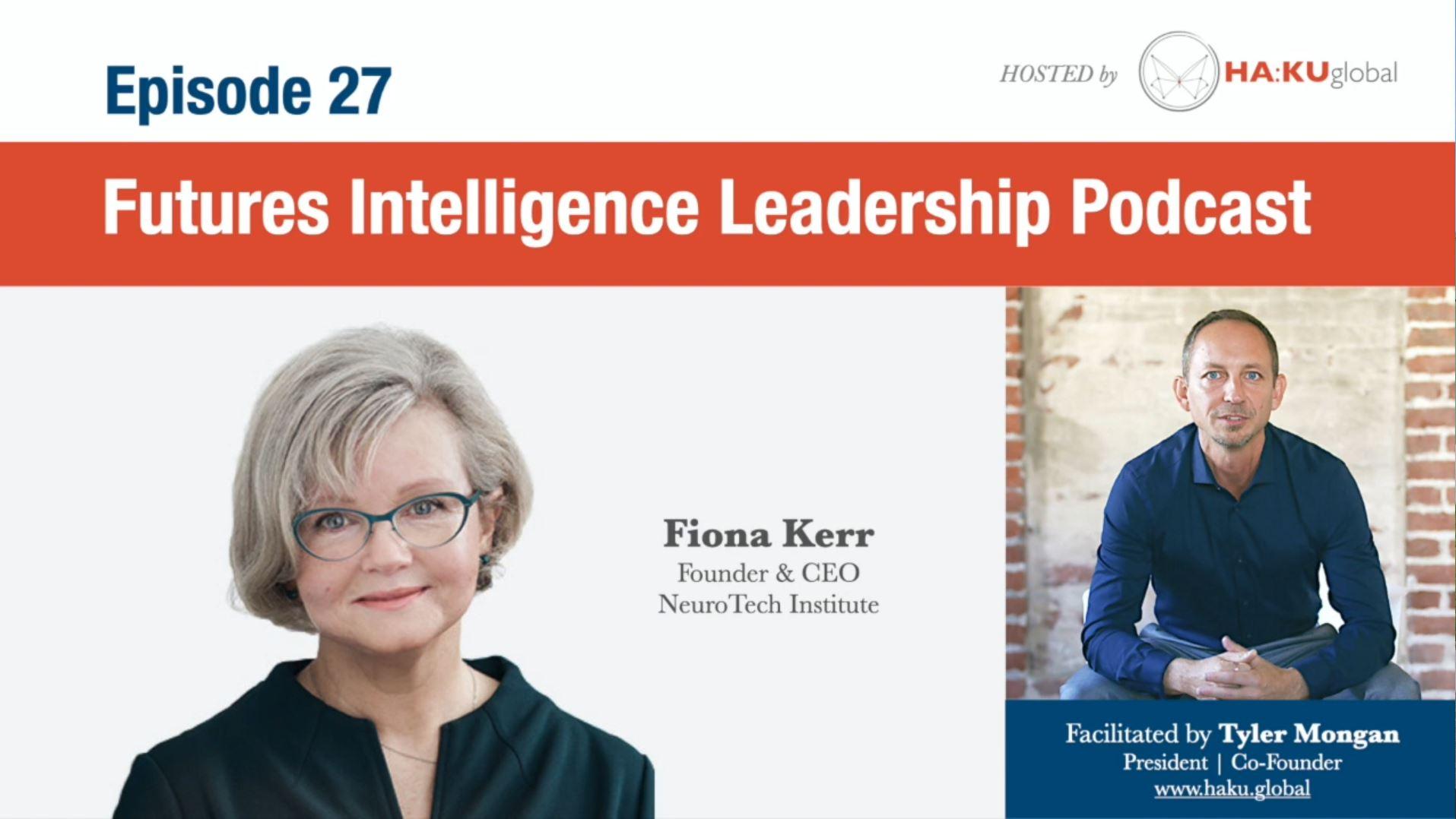 The Futures Intelligence Leadership Podcast