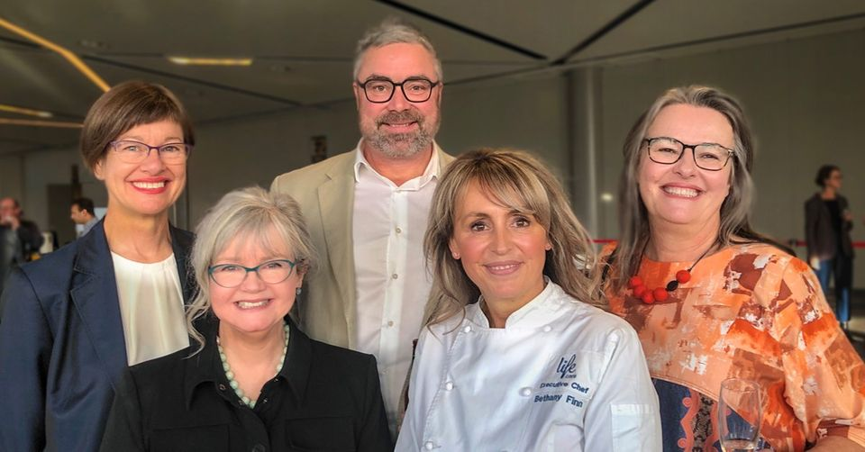 Aged Care, Why Nutrition and the Dining Experience Matters —Tasting Australia, Adelaide Convention Centre