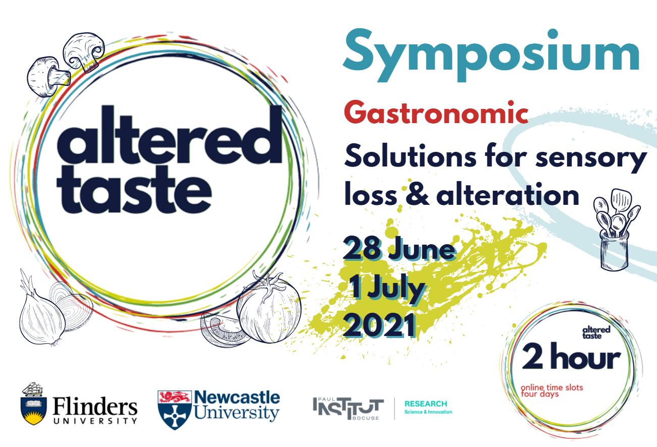 Altered Taste Symposium, The Institut Paul Bocuse – June 28th, 2021